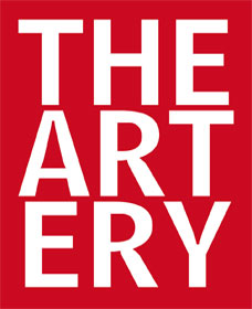 The Artery Aboriginal Art Logo and Images