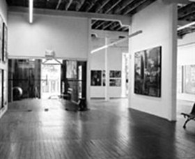 The Hughes Gallery Logo and Images