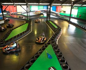 Slideways - Go Karting Brisbane Logo and Images
