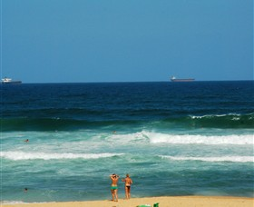 Merewether Beach Logo and Images