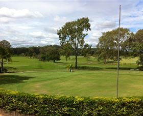 Logan City Golf Club Logo and Images