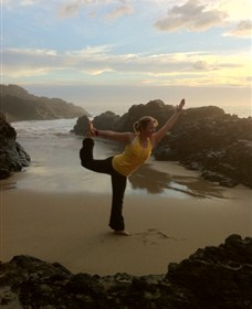 Devinely Fit Yoga and Lifestyle Image