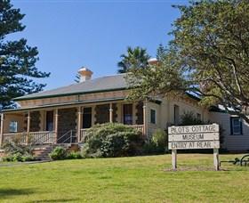 Pilots Cottage Museum Image