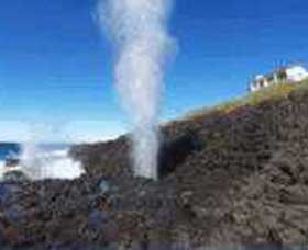 Little Blowhole Kiama Image