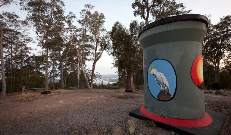 Holmes lookout Logo and Images