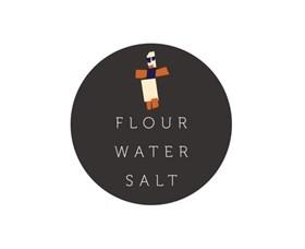 Flour Water Salt Logo and Images