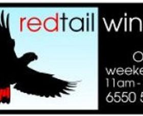 Red Tail Wines Logo and Images