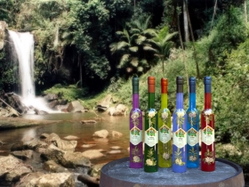 Tamborine Mountain Distillery Logo and Images