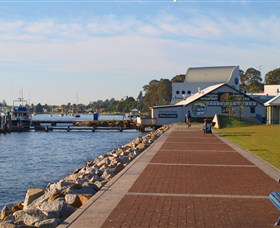Batemans Bay Cycleway Logo and Images