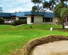 Vincentia Golf Club Logo and Images