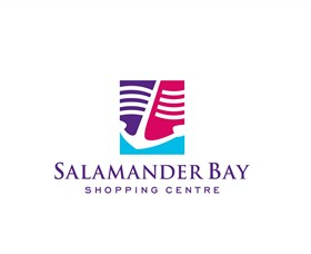 Salamander Shopping Centre Logo and Images