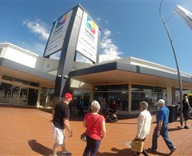 Taree Central Logo and Images
