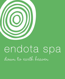 Endota Spa Diamond Beach and Forster Logo and Images