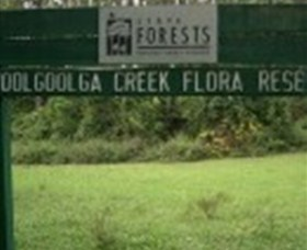 Woolgoolga Creek Flora Reserve Logo and Images