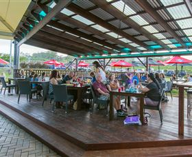 Moonee Beach Tavern Logo and Images