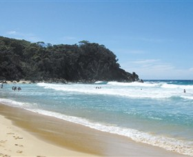 Armands Beach Bermagui Logo and Images