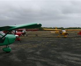 Evans Head Memorial Aerodrome Logo and Images
