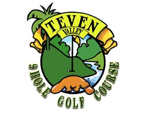 Teven Valley Golf Course Logo and Images