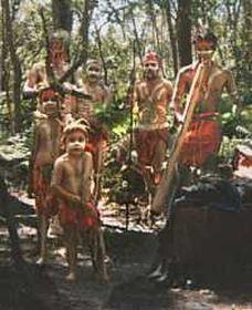 Minjungbal Aboriginal Cultural Centre Logo and Images
