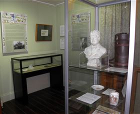 Port Macquarie Museum Logo and Images