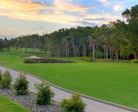 Port Macquarie Golf Club Logo and Images