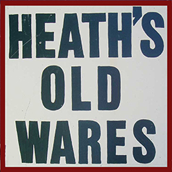 Heaths Old Wares, Collectables & Industrial Antiques Image