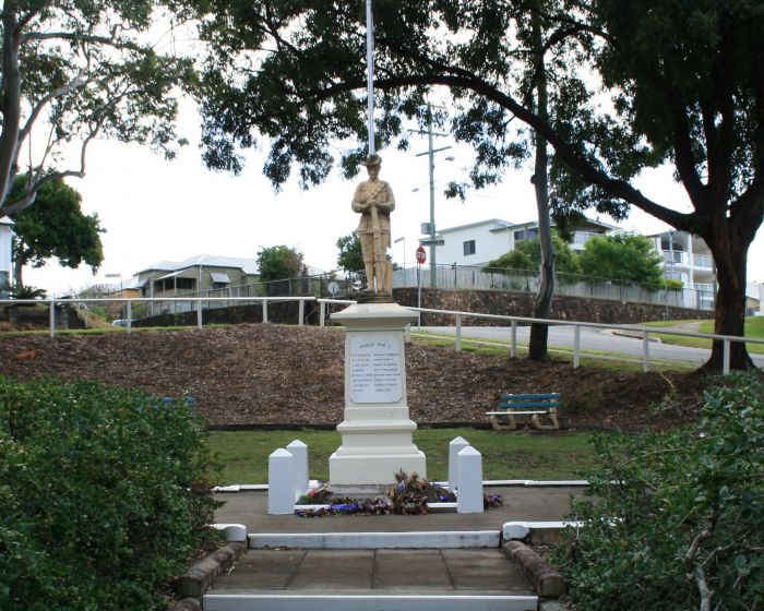 WWI Memorial Journey - Kangaroo Point to Dunwich Logo and Images