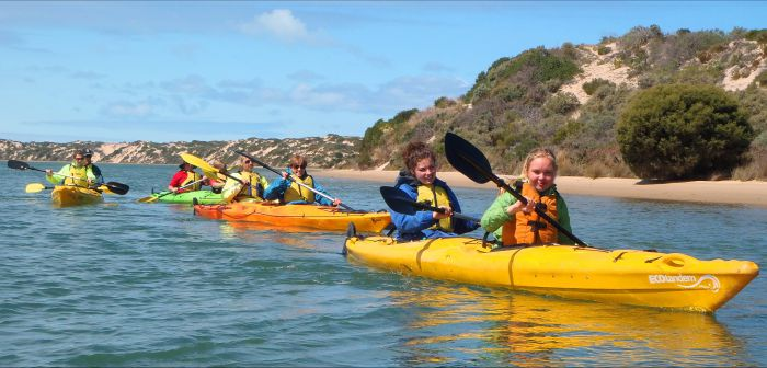 Canoe the Coorong Image