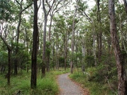 Caboolture Regional Environment Education Centre - Walking Trails Logo and Images
