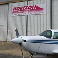 Horizon Airways Logo and Images