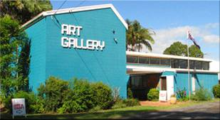 Woolgoolga Art & Craft Gallery Logo and Images