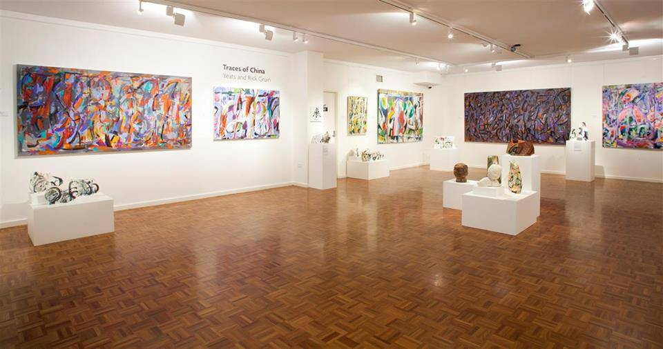 Noosa Regional Gallery Logo and Images