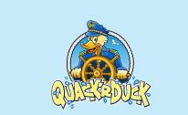 Quackr duck Logo and Images