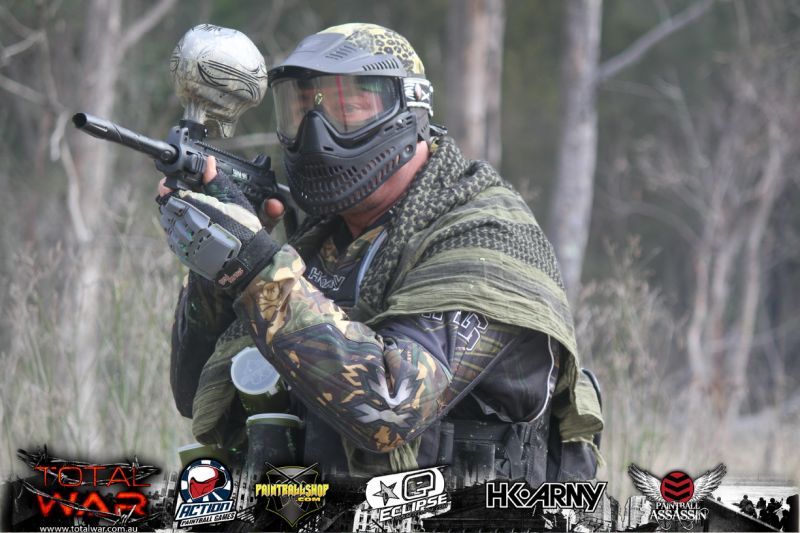 Action Paintball Games Yarramundi Logo and Images