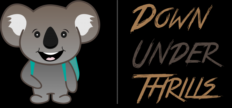 Down Under Thrills Logo and Images