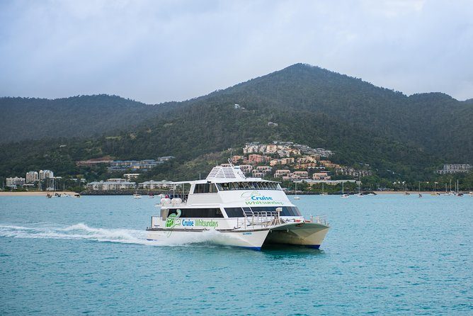 Whitsunday Islands Hopper Pass Logo and Images