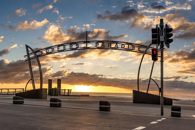 Green Cabs Surfers Paradise Tours