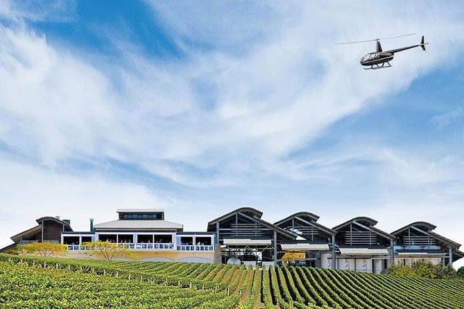 Helicopter Tour - Sirromet Winery & Scenic Flight Logo and Images