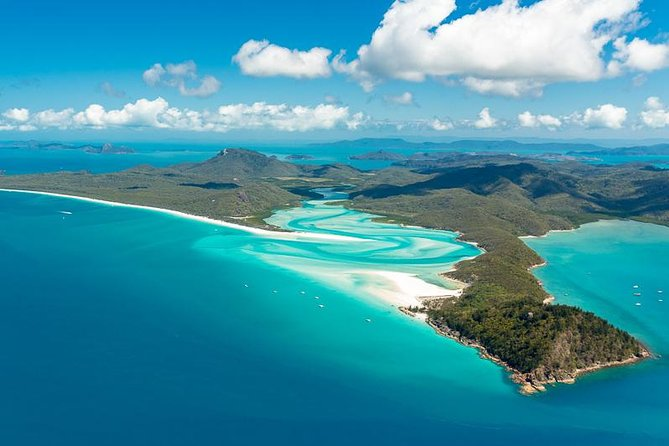 Whitsundays Sailing Experience on America's Cup Yacht Southern Cross Logo and Images
