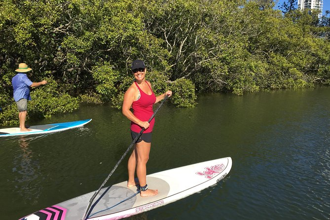 Stand up Paddle Hire Logo and Images