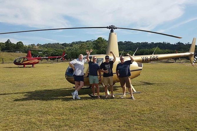 Australian Country Pub Crawl in a chopper Logo and Images