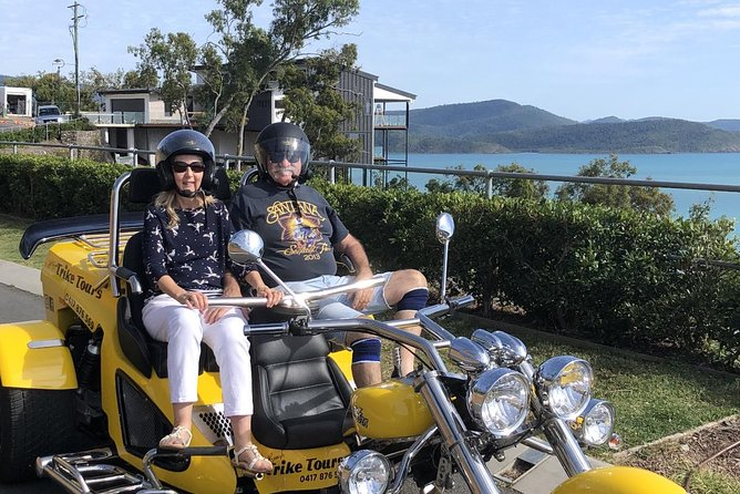 Airlie Beach Trike Tours Logo and Images