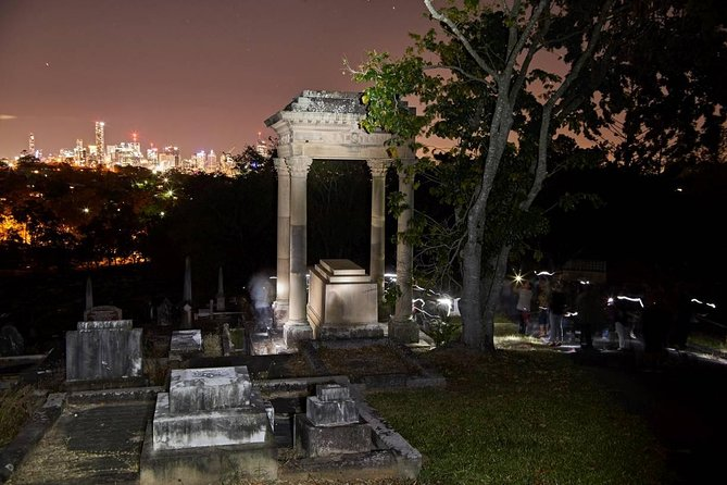 Toowong Cemetery Ghost Tour - The Original Logo and Images