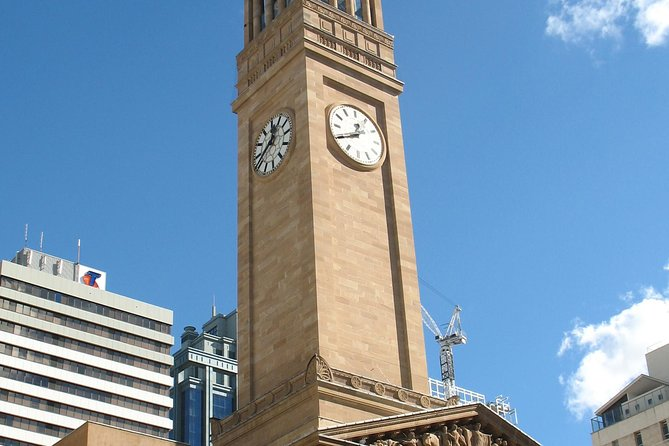 Brisbane City Essentials Walking Tour Logo and Images