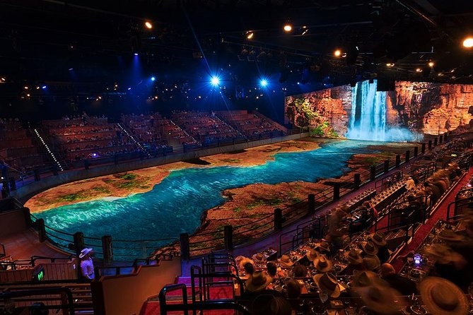 Australian Outback Spectacular Gold Coast Logo and Images