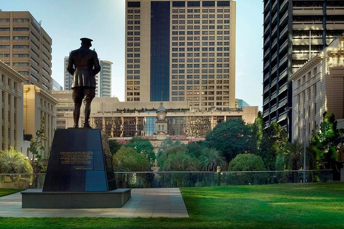 Brisbane City Highlights with Lone Pine! Logo and Images