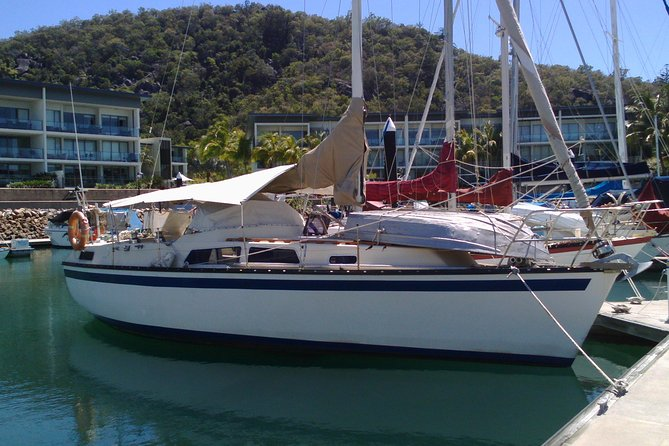 (Private Hire)Magnetic Island Morning Sail Logo and Images
