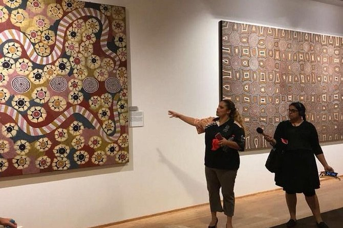 Brisbane Aboriginal Cultural Walking Tour Logo and Images