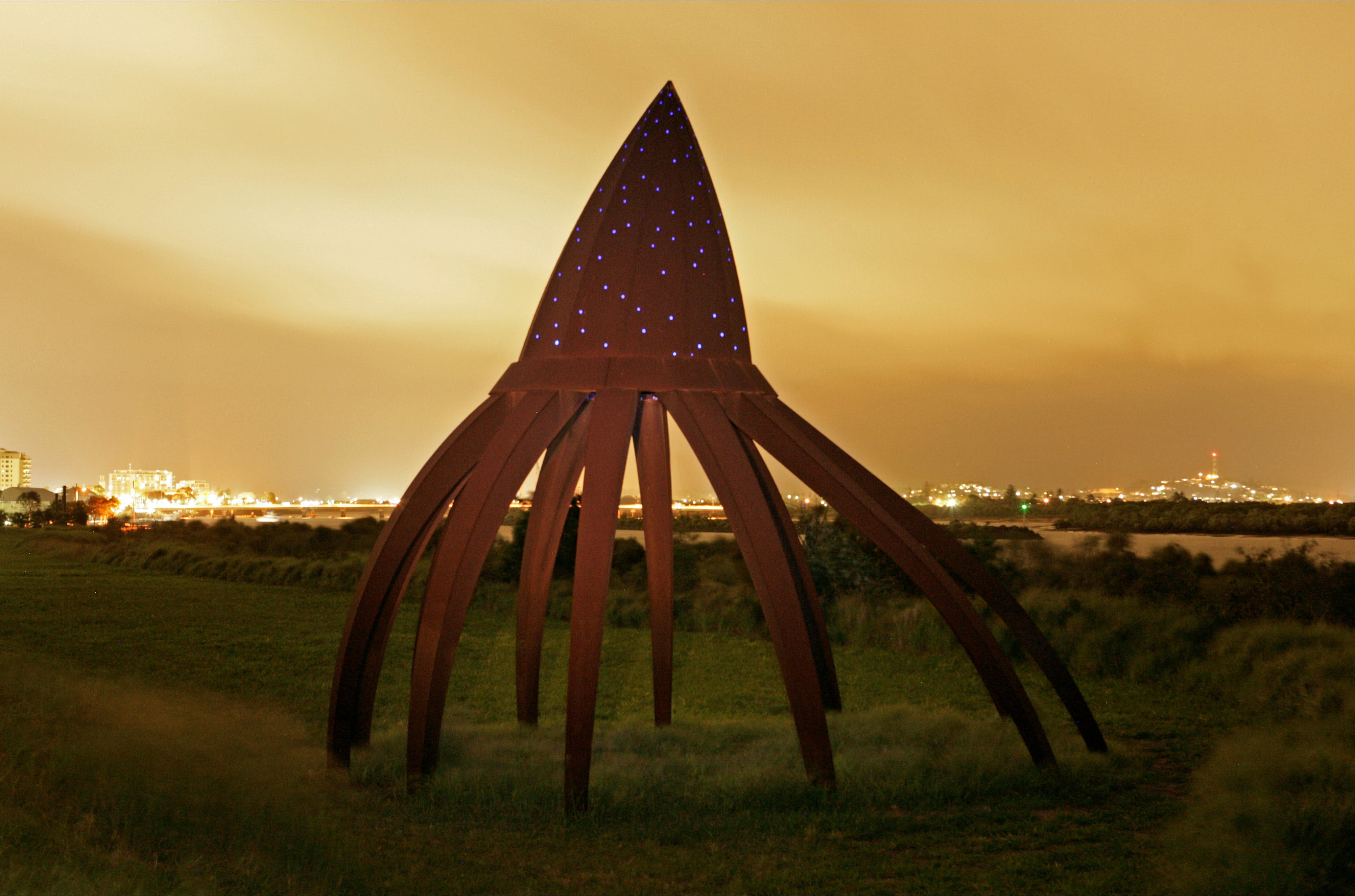 Bluewater Trail Public Art Logo and Images