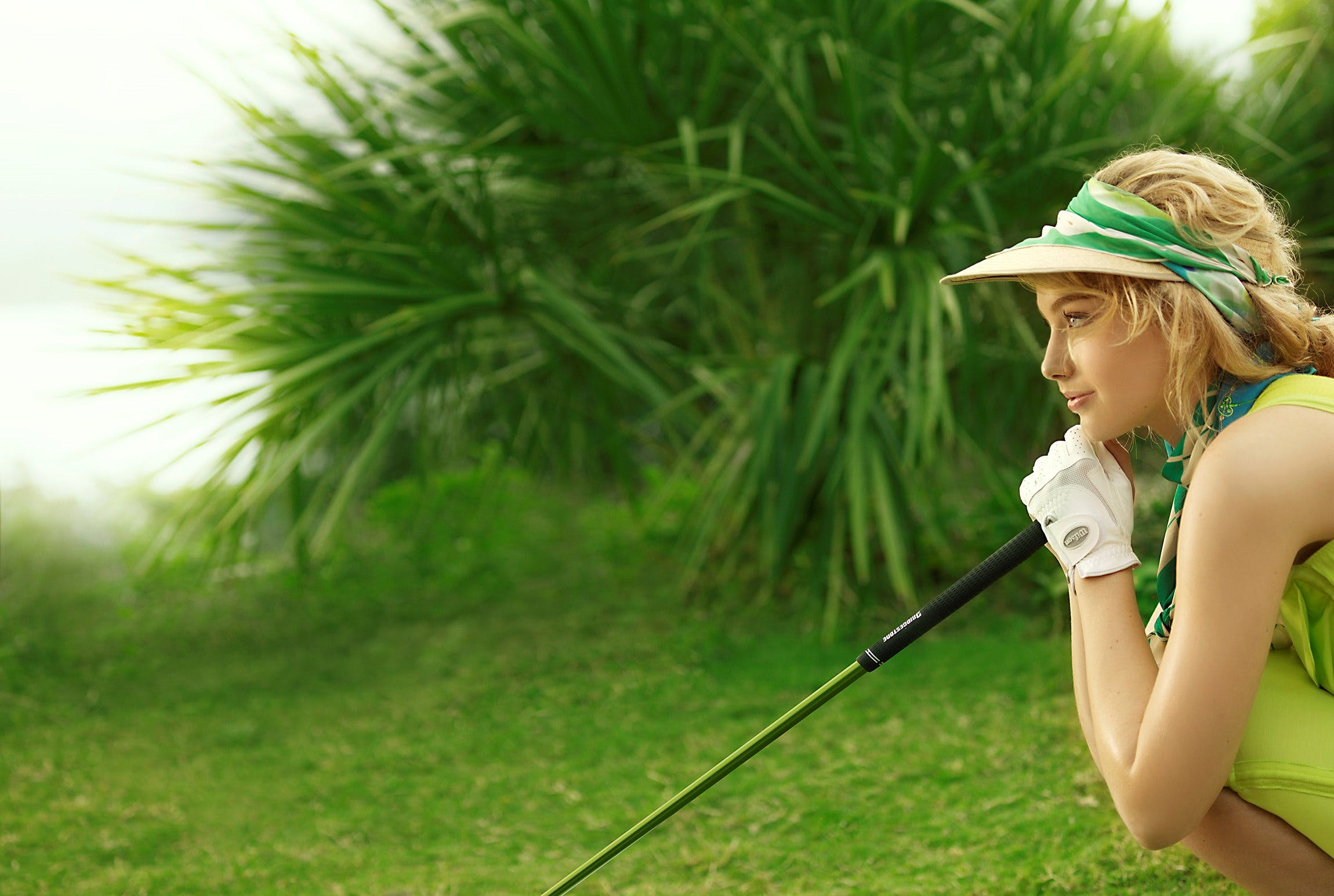 Whitsunday Green Club (Golf) Logo and Images